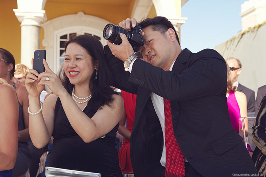 guests-taking-photos-by-picture-me-beautiful-wedding-photography-uk
