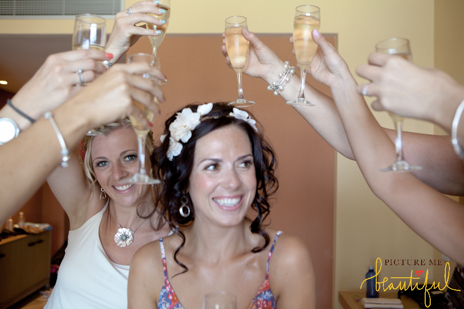 the-bride-and-her-girls-by-Picture-Me-Beautiful-Wedding-Photograph