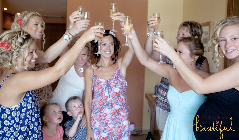 toasting-the-bride-by-Picture-Me-Beautiful-Wedding-Photography