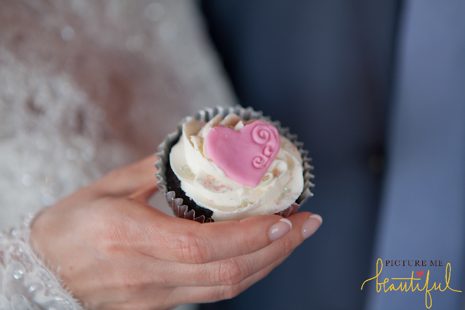 love in a cupcake by  Picture Me Beautiful Wedding Photography and Film